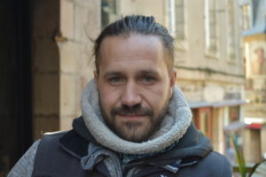 Guillaume Louvion, 35 ans, abstentionniste