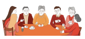 Alzheimer : retrouver la parole au Bistrot mémoire