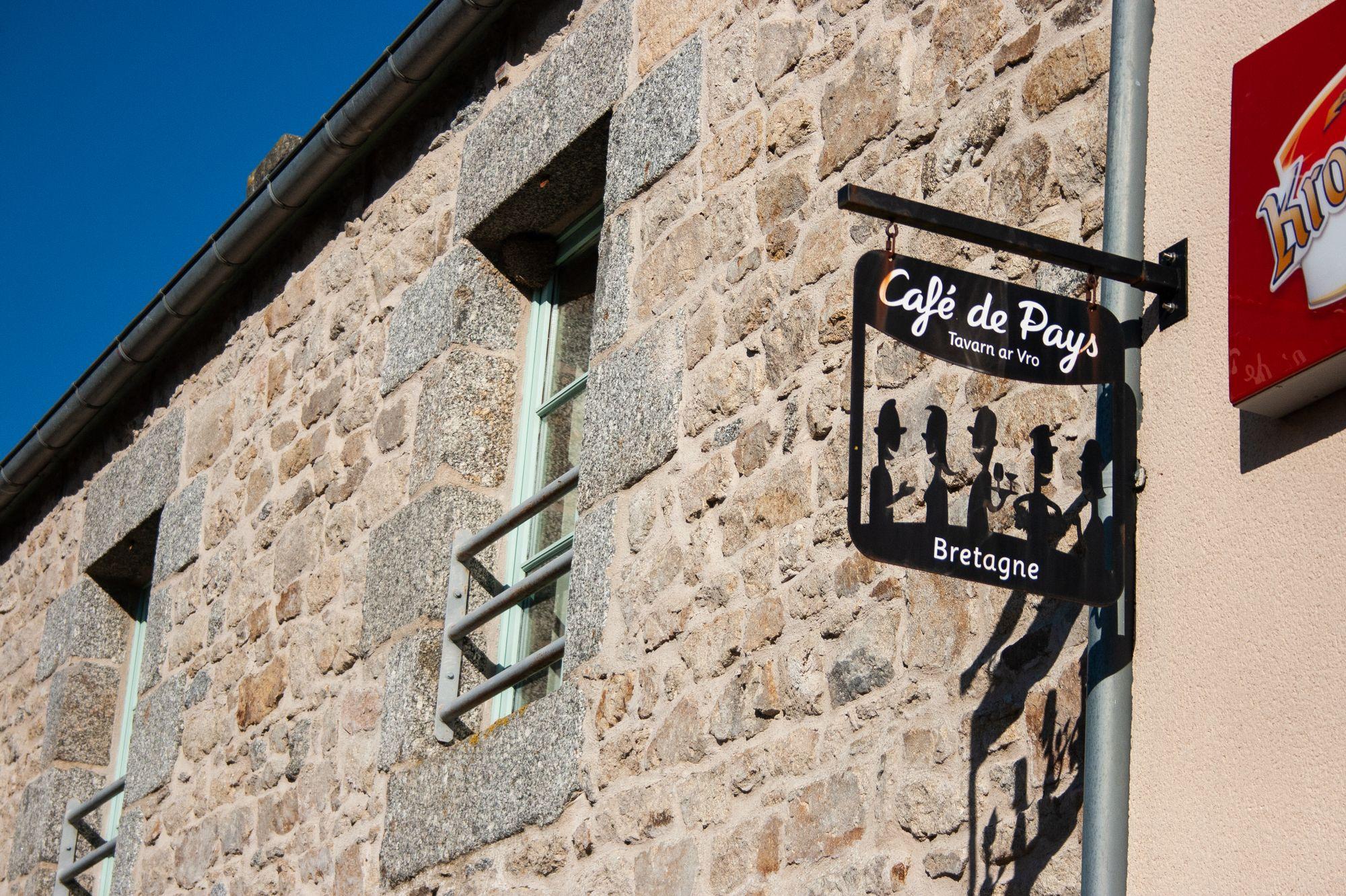 """""""Café du Pays"""", label touristique breton"""